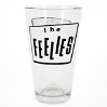 The Feelies pint glass