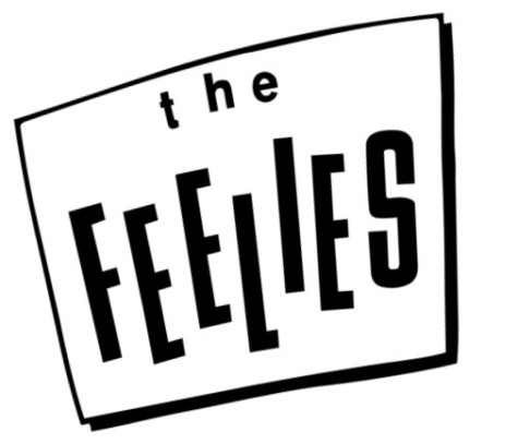 The Feelies logo