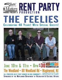 The Feelies celebrating 40 years